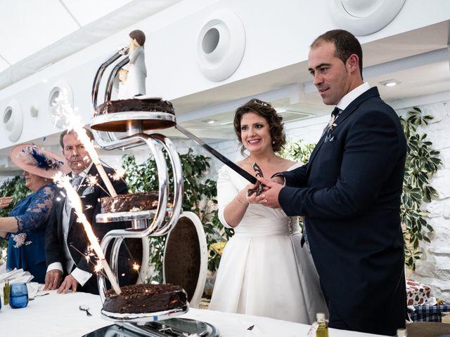 La boda de David y Pilar en Ubeda, Jaén 28
