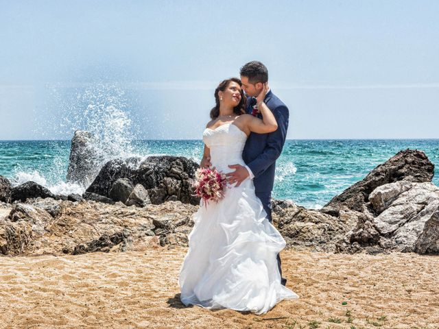 La boda de David y Patricia en Montgat, Barcelona 5