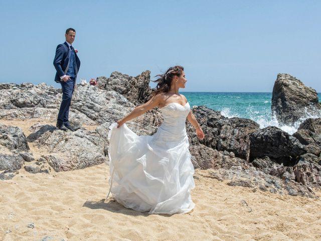 La boda de David y Patricia en Montgat, Barcelona 6
