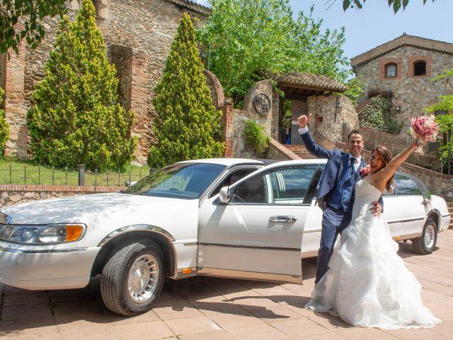 La boda de David y Patricia en Montgat, Barcelona 7
