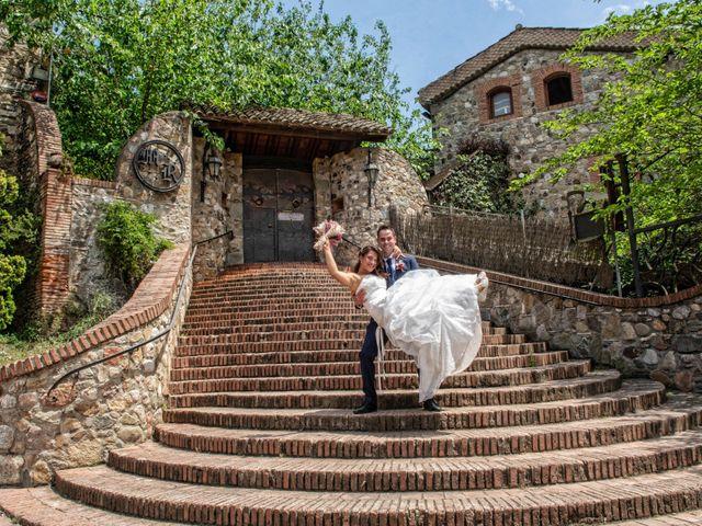 La boda de David y Patricia en Montgat, Barcelona 8