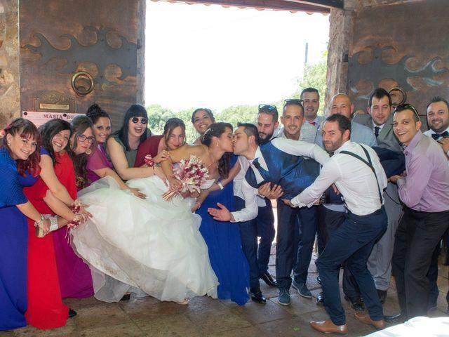 La boda de David y Patricia en Montgat, Barcelona 9