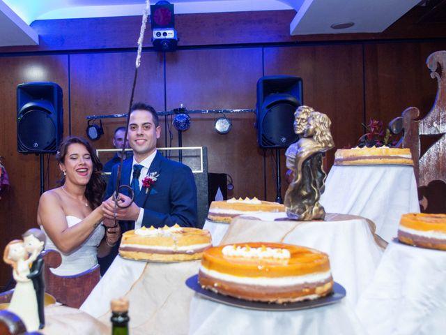La boda de David y Patricia en Montgat, Barcelona 14