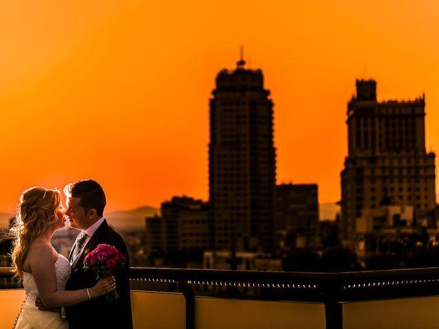 La boda de Erika y Daniel