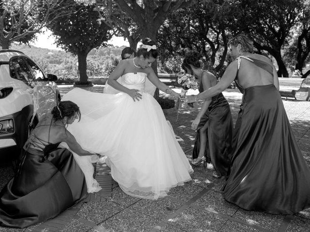 La boda de Raúl y Lorena en Vilanova Del Valles, Barcelona 19