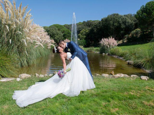 La boda de Raúl y Lorena en Vilanova Del Valles, Barcelona 2