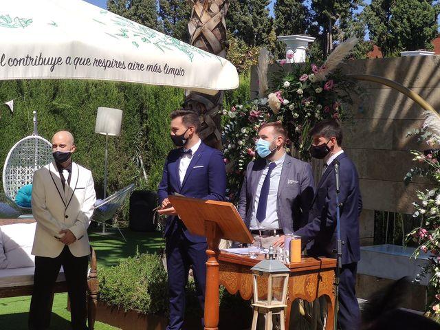 La boda de Rafa y Estela  en Atarfe, Granada 3