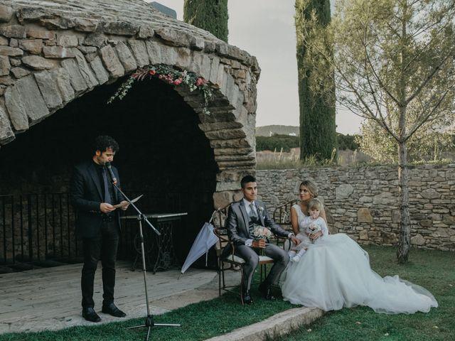 La boda de Isaac y Gisela en Sallent, Barcelona 16
