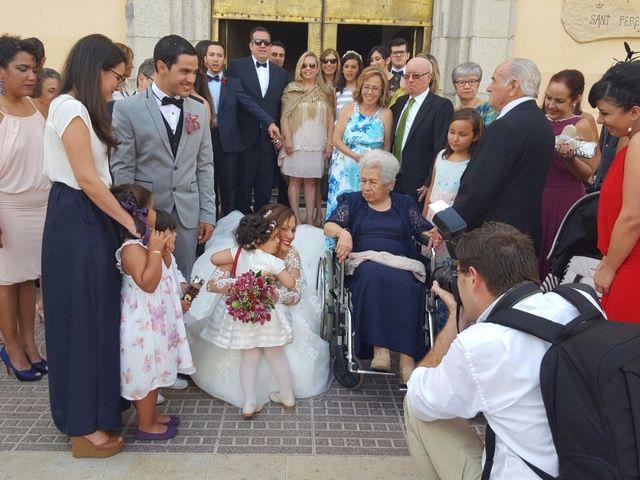 La boda de Martín  y Katherine  en Canet D'en Berenguer, Valencia 1