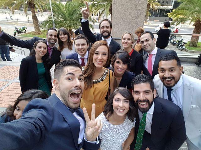 La boda de Carlos Javier y Fabianna Michelle en Santa Cruz De Tenerife, Santa Cruz de Tenerife 2