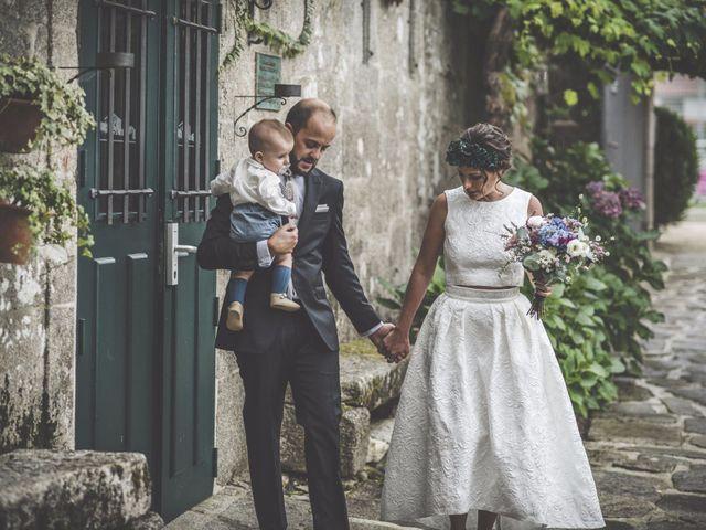 La boda de Javi y Ana en Pontevedra, Pontevedra 10
