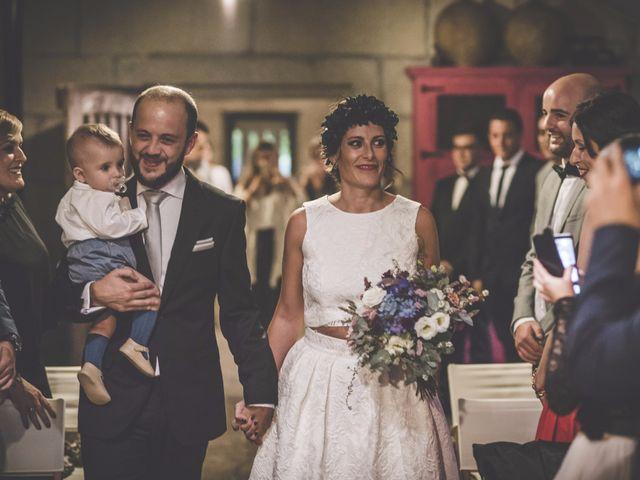 La boda de Javi y Ana en Pontevedra, Pontevedra 11
