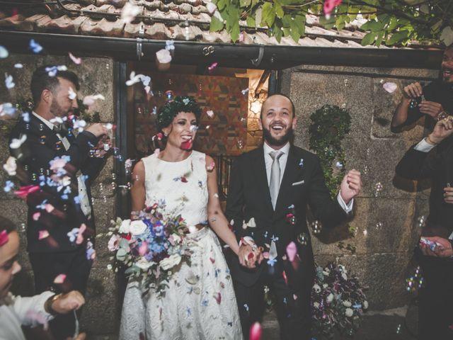 La boda de Javi y Ana en Pontevedra, Pontevedra 17