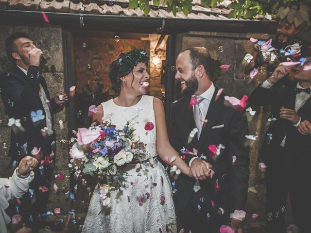 La boda de Javi y Ana en Pontevedra, Pontevedra 18