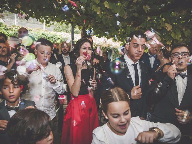 La boda de Javi y Ana en Pontevedra, Pontevedra 20