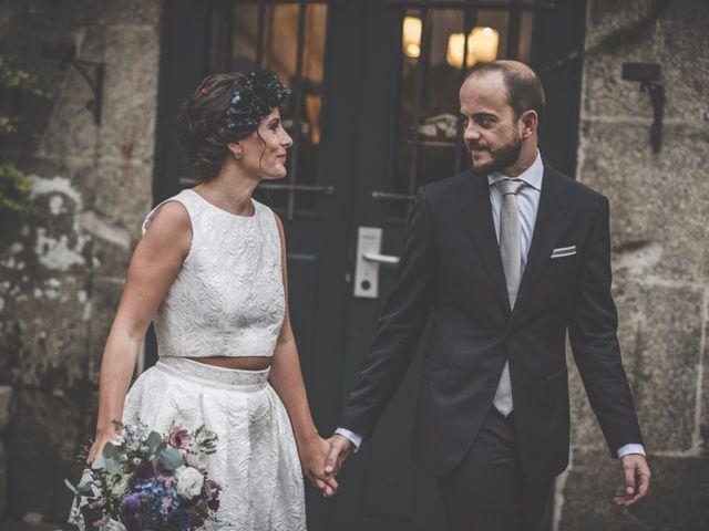 La boda de Javi y Ana en Pontevedra, Pontevedra 28