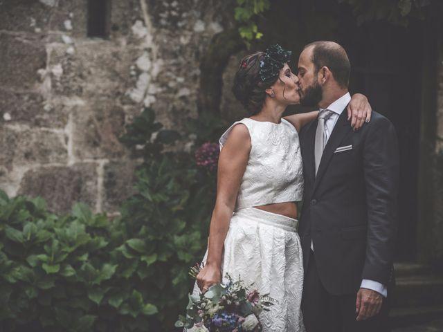 La boda de Javi y Ana en Pontevedra, Pontevedra 29