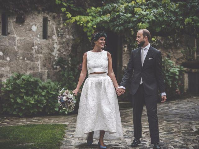 La boda de Javi y Ana en Pontevedra, Pontevedra 30