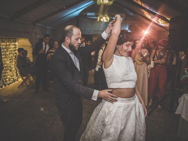 La boda de Javi y Ana en Pontevedra, Pontevedra 55