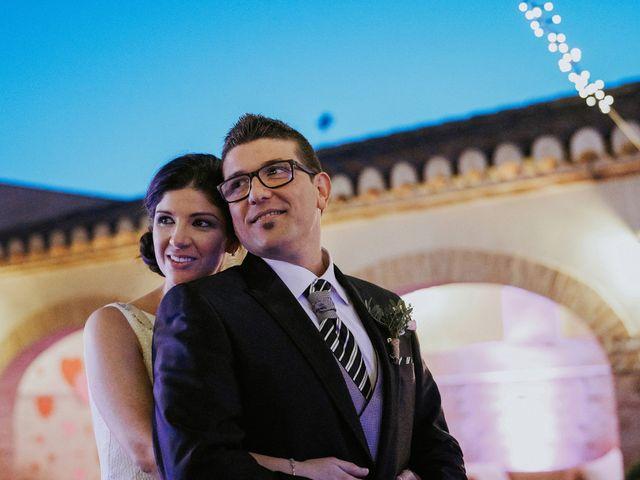 La boda de Mª José y Agustí