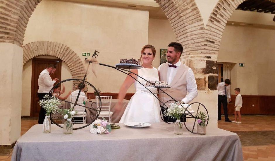 La boda de Rosa  y David   en Córdoba, Córdoba