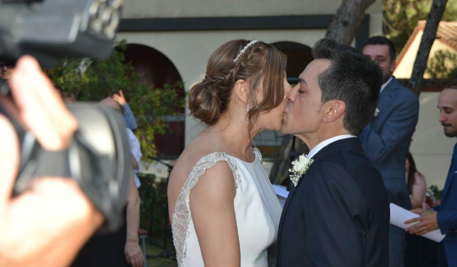 La boda de Daniel y Marga en Sant Boi De Llobregat, Barcelona