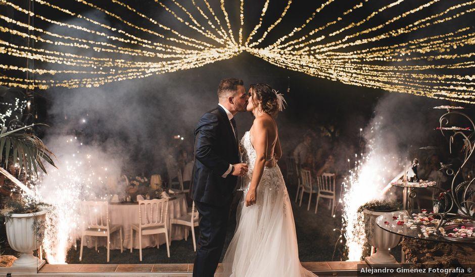 La boda de Sergio y Mónica en San Juan De Alicante, Alicante