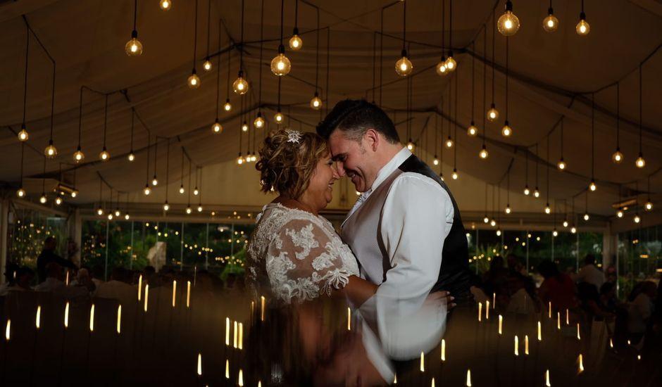 La boda de Marco y Rosana  en Muro De Alcoy, Alicante