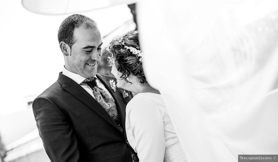 La boda de David y Pilar en Ubeda, Jaén