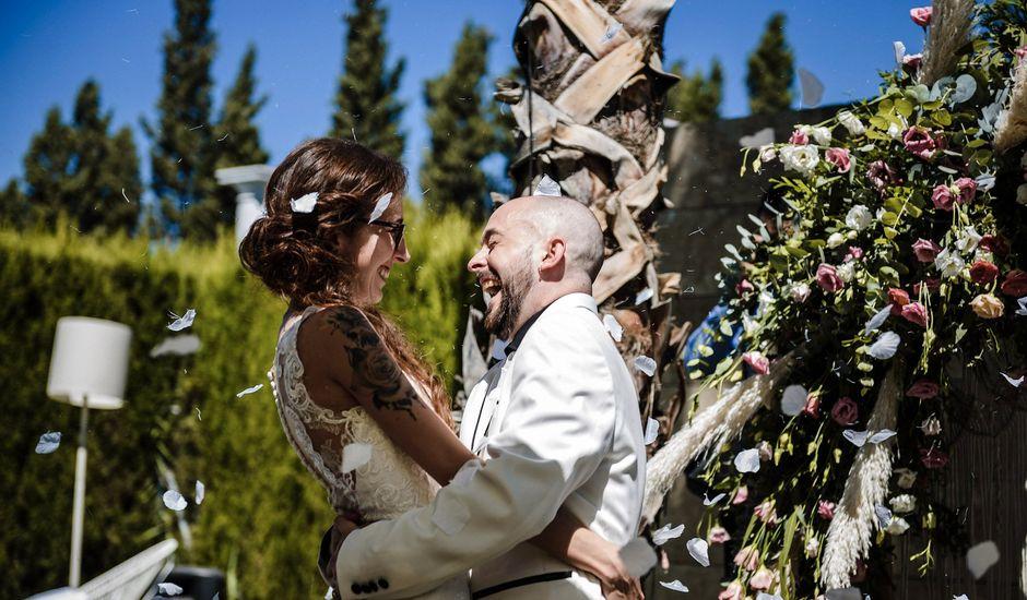 La boda de Rafa y Estela  en Atarfe, Granada