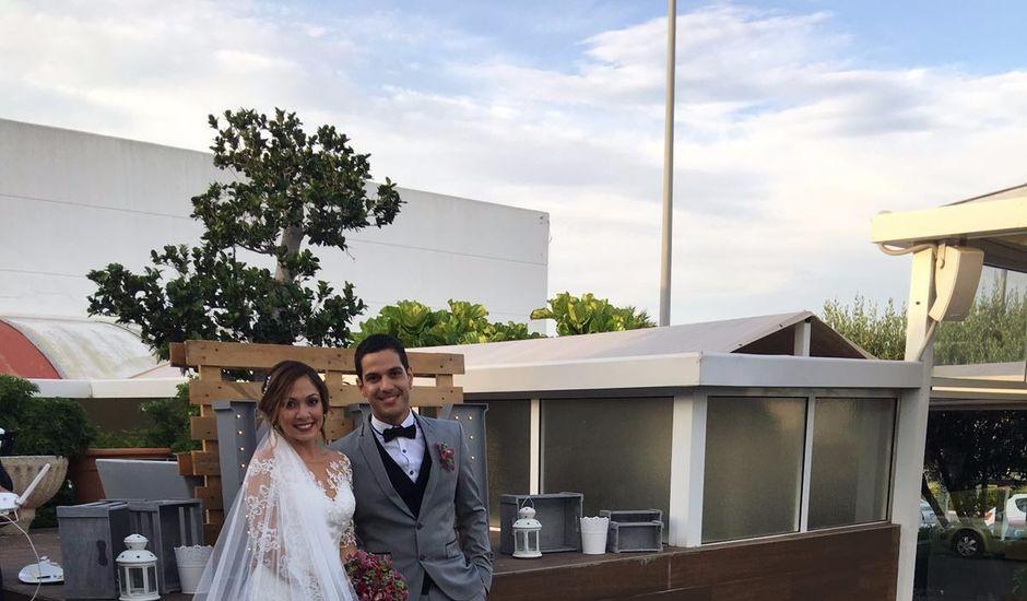 La boda de Martín  y Katherine  en Canet D'en Berenguer, Valencia