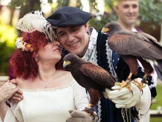 La boda de Marta y Pachu