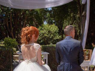La boda de Miriam  y Germán  1