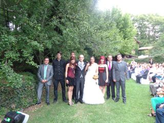 La boda de Agustí y Núria 1