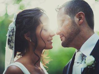 La boda de Cristina y Benjamin