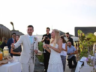 La boda de Anett Piszker y Fernando Garcia