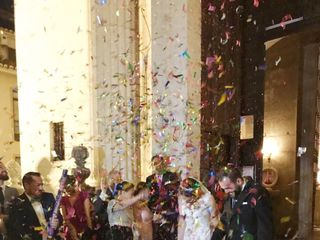 La boda de Victoria y Miguel Angel 1