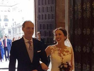 La boda de Victoria y Miguel Angel 2