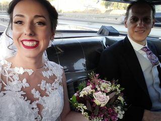 La boda de Victoria y Miguel Angel
