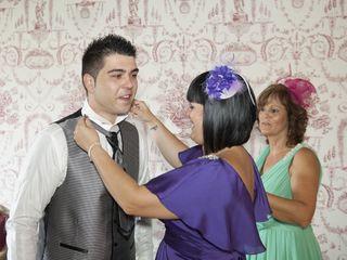 La boda de Dennis y Patricia 1
