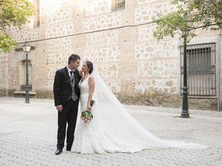 La boda de Dennis y Patricia