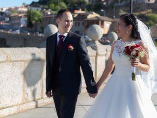 La boda de Mayra y David 3