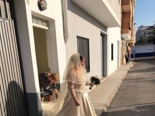 La boda de Sandra y Victor 1