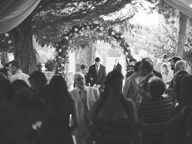 La boda de Daniel y Jessica en Sant Fost De Campsentelles, Barcelona 25