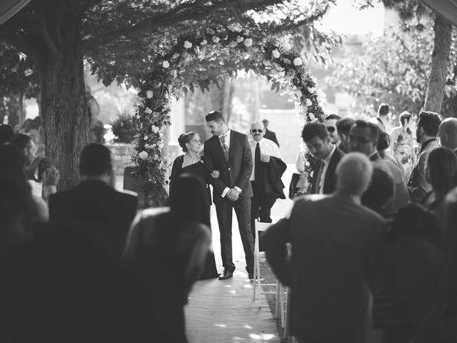 La boda de Daniel y Jessica en Sant Fost De Campsentelles, Barcelona 26