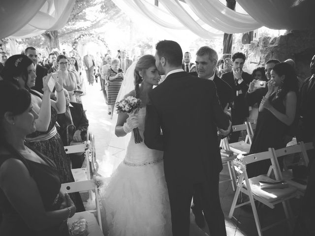 La boda de Daniel y Jessica en Sant Fost De Campsentelles, Barcelona 29