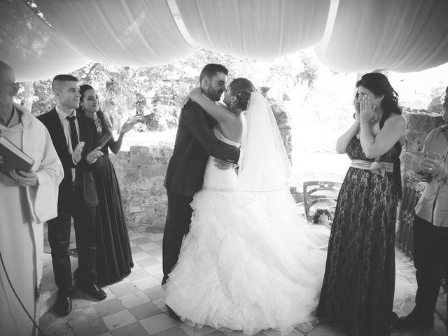 La boda de Daniel y Jessica en Sant Fost De Campsentelles, Barcelona 1