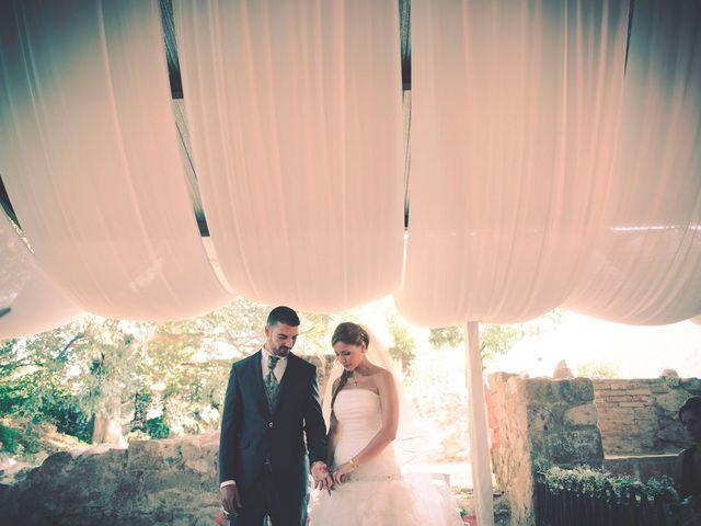 La boda de Daniel y Jessica en Sant Fost De Campsentelles, Barcelona 33