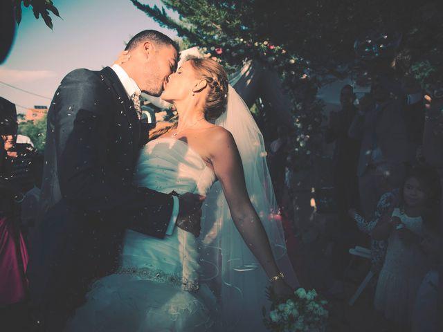 La boda de Daniel y Jessica en Sant Fost De Campsentelles, Barcelona 36