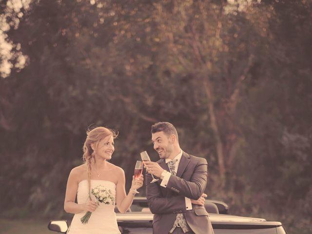 La boda de Daniel y Jessica en Sant Fost De Campsentelles, Barcelona 47